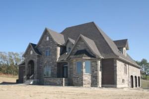 virtual Tour of custom build home